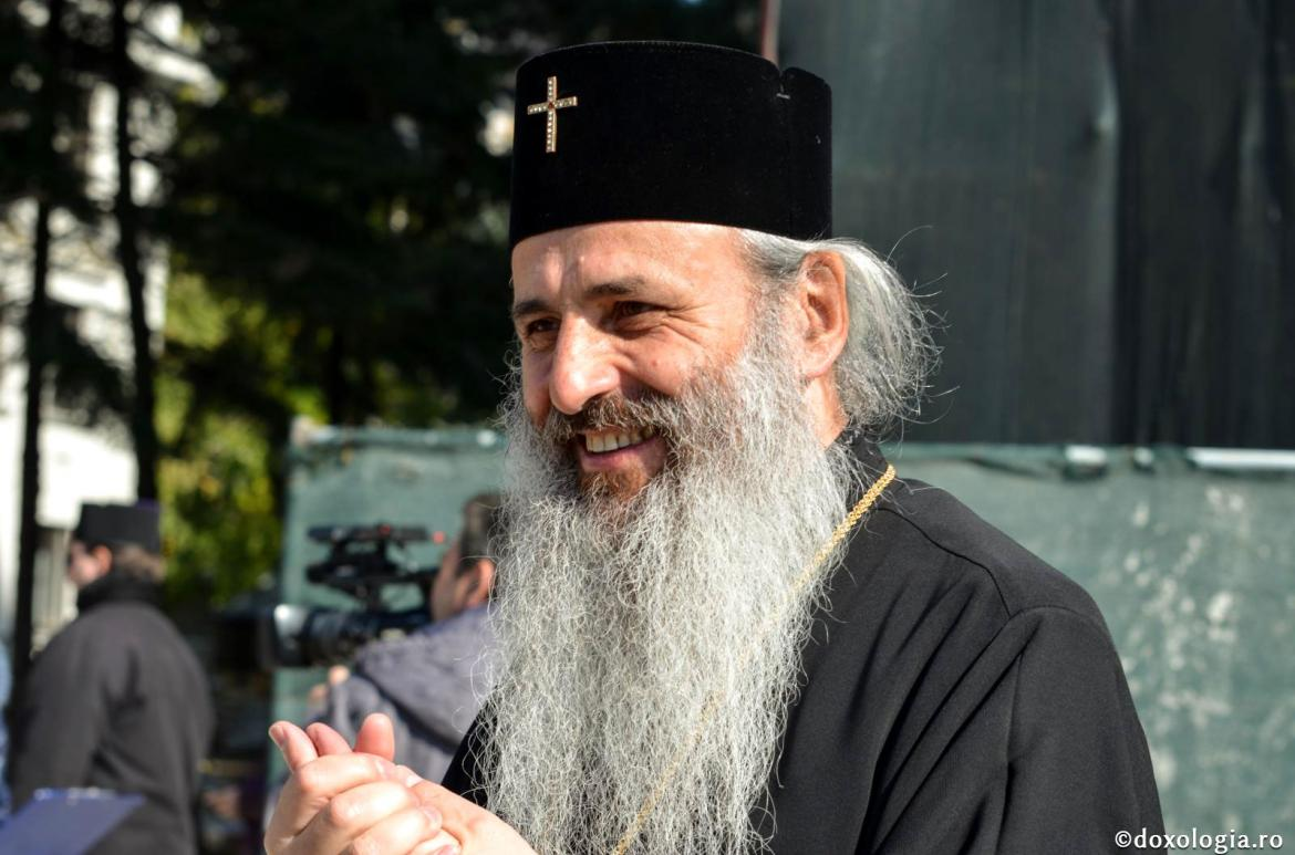 His Eminence, Teofan, Metropolitan Bishop of Moldavia and Bukovina