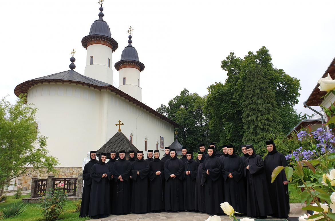 Choir of Varatic Monastery