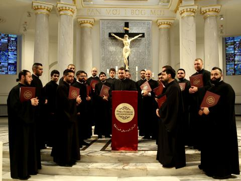 """Theotokos"" Orthodox Choir"