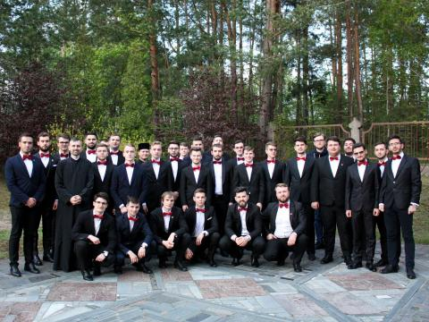 "Male Choir ""St. Hierarch Iosif Naniescu"""