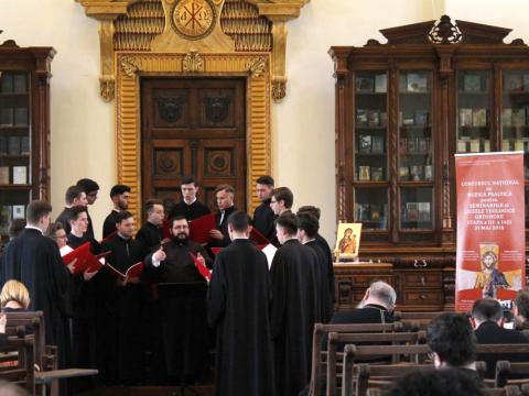Theological Seminar Choir of Buzau